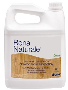 Austimber Floors - Northern Beaches, recommends Bona Naturale for your timber floor coatings